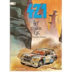 421 04<br>Het eeuwige rijk<br>1e druk 1987