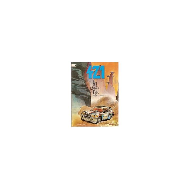 421 04 Het eeuwige rijk 1e druk 1987