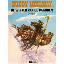 Buddy Longway 07 De winter van de paarden 1e druk Helmond