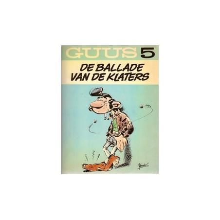 Guust Flater parodie De ballade van de Klaters 1e druk 1984