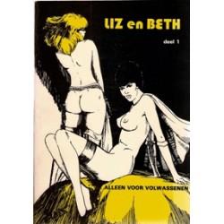 Liz en Beth 01<br>herdruk 1984