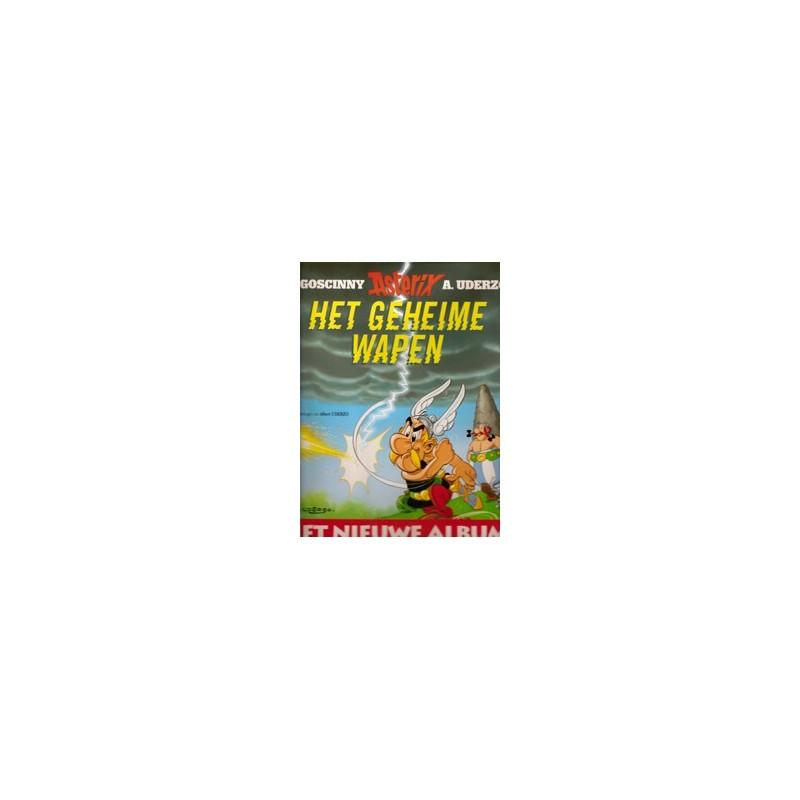Asterix  Luxe 33 Het geheime wapen HC 1e druk 2005