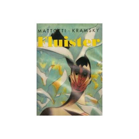 Mattotti Fluister Luxe HC 1e druk 1993
