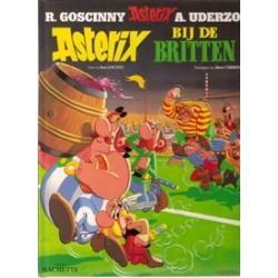 Asterix HC 08 De Britten 1e druk 2002