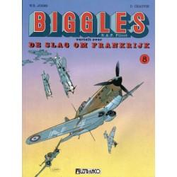 Biggles vertelt over 08 De slag om Frankrijk herdruk