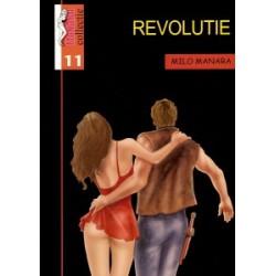 Manara Collectie 11<br>Revolutie