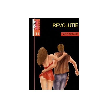 Manara  Collectie 11 Revolutie