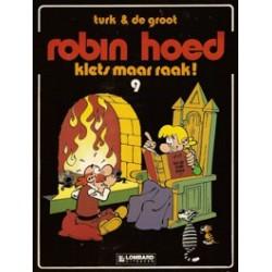 Robin Hoed 09 Klets maar raak! herdruk