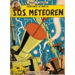 Blake & Mortimer L07 S.O.S. meteoren 1e druk 1972