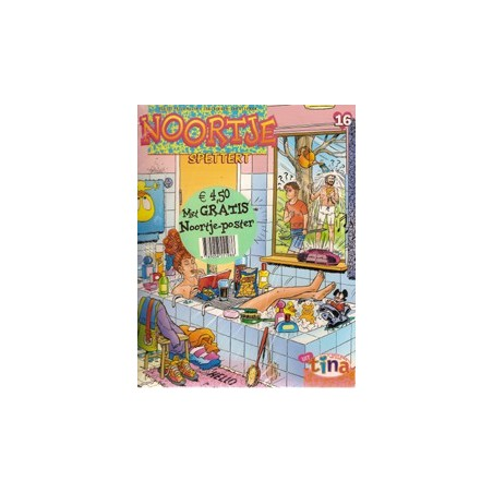 Noortje 16 Spettert 1e druk 2003