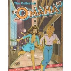 Omaha 01 The cat dancer Luxe HC Engelstalig 1e druk 1986