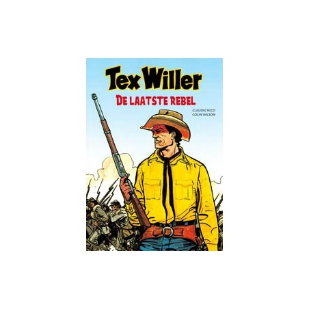 Tex Willer  Annual 01 De laatste rebel