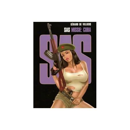 Sas 03 Missie: Cuba 1e druk 2007