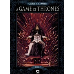 Game of thrones 07<br>naar George R. R. Martin