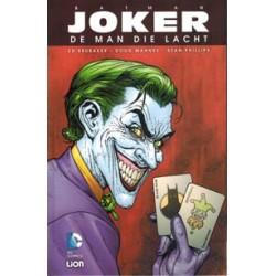 Batman NL HC<br>Joker, de man die lacht