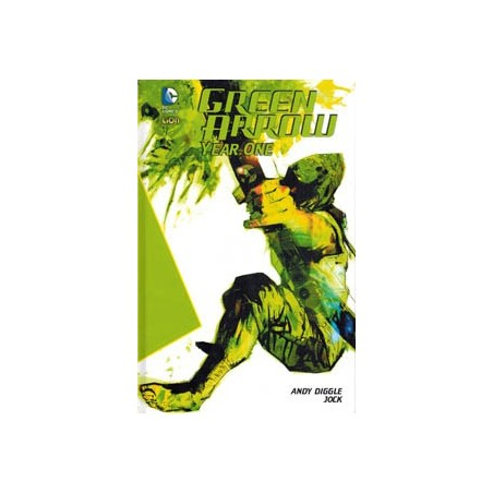 Green Arrow NL HC Year one