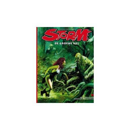 Storm  04 De groene hel herziene editie 2014