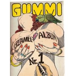 Gummi<br>Verzamel-album 01<br>1e druk 1978<br>nummer 1-4