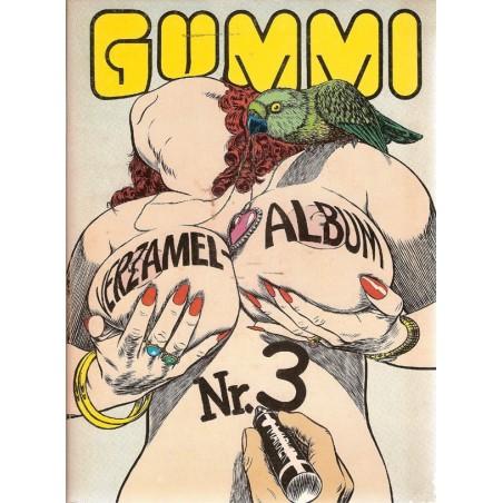 Gummi Verzamel-album 03 1e druk 1978 nummer 9-12