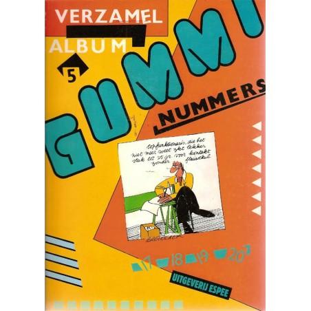 Gummi Verzamel-album 05 1e druk 1979 nummer 17-20
