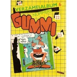 Gummi<br>Verzamel-album 06<br>1e druk 1979<br>nummer 21-24