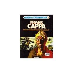 Frank Cappa set deel 1 t/m 4 1e drukken 1983-1988