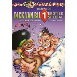 Joop Klepzeiker thema-album 05 Dick van Bil Erotiek special 1