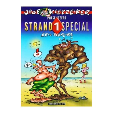 Joop Klepzeiker thema-album 06 Strand special 1 2001