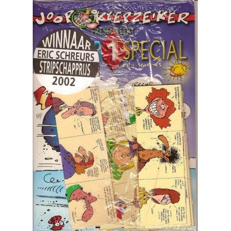 Joop Klepzeiker thema-album 11 Winter special 2001