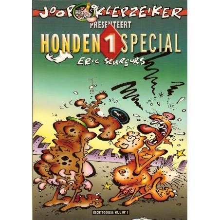 Joop Klepzeiker thema-album set Honden specials 1 & 2 2001