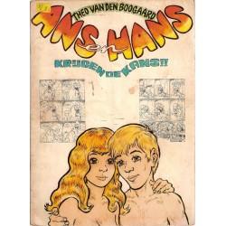 Ans en Hans krijgen de kans 1e druk 1970