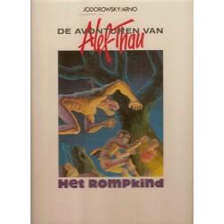 Alef Thau<br>01 Het rompkind HC<br>1e druk 1985