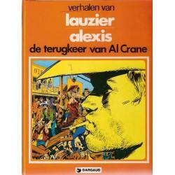 Alexis<br>Al Crane HC 2 Terugkeer<br>Auteursreeks 5<br>1e druk