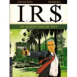 IRS<br>01 De mazen van de wet<br>1e druk 1999
