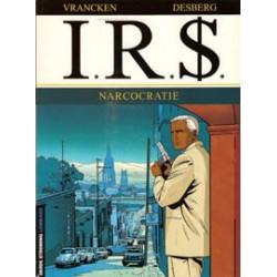 IRS<br>04 Narcocratie<br>1e druk 2002