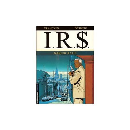 IRS 04 Narcocratie 1e druk 2002
