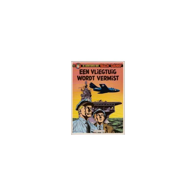 Buck Danny 13 Een vliegtuig wordt vermist