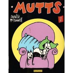 Mutts 01 1e druk 1999
