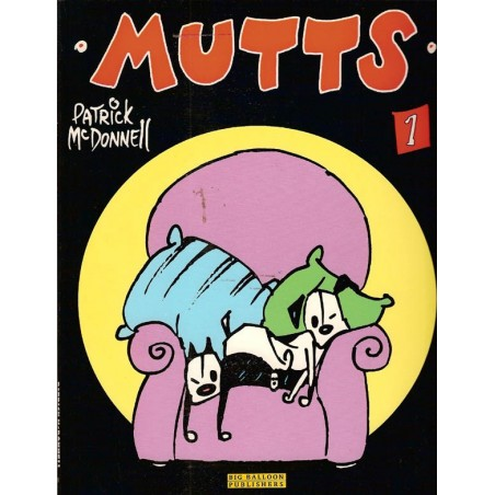 Mutts 01 1e druk 1999