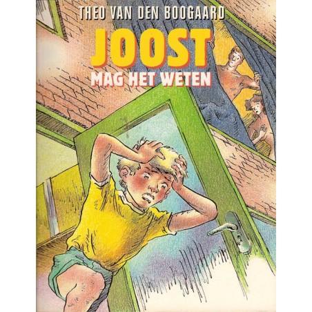 Van den Boogaard Joost mag het weten 1e druk 1991