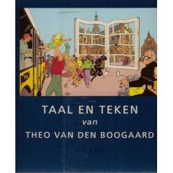 Van den Boogaard<br>Taal en teken HC<br>1e druk 1992