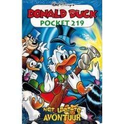 Donald Duck pocket 219 Het laatste avontuur