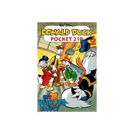 Donald Duck pocket 218 Het vlindereffect 1e druk