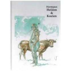 Hermann<br>Helden & koeien HC<br>met prentje