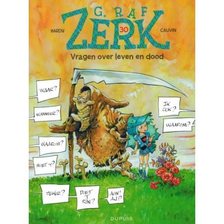 G. Raf Zerk  30 Vragen over leven en dood