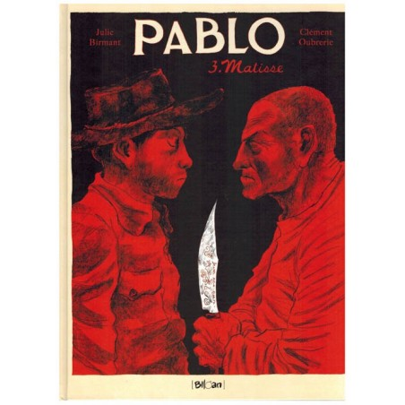 Pablo (Picasso) 03 HC<br>Matisse