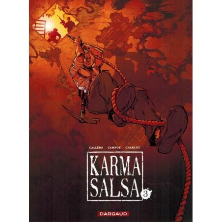 Karma Salsa set deel 1 t/m 3 1e drukken 2012-2014