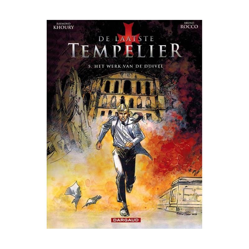 Laatste tempelier 05 Het werk van de duivel