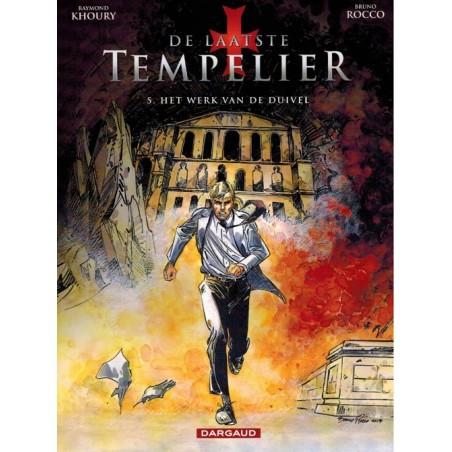 Laatste tempelier 05<br>Het werk van de duivel