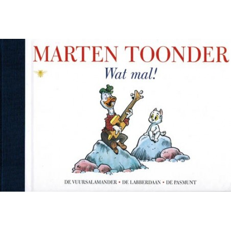 Bommel  Heer Bommel & Tom Poes 34 Wat mal! HC